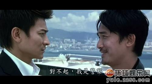中国 周星驰/在《杀破狼》中,他为吴京配音。...