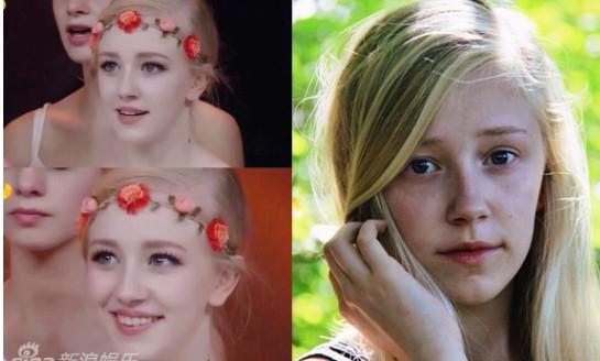 """丹麦皇家芭蕾妹子真""""女神"""" 惊为天人网友惊叹"""