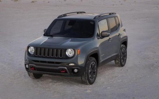 jeep自由侠车型高清图片