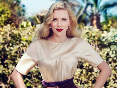 Scarlett Johansson, one of the 'Top 20 hottest women in the world in 2014' by China.org.cn