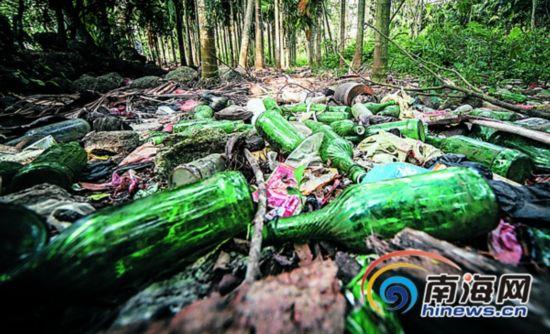 海南农村日产垃圾1163吨 垃圾分类形同虚设