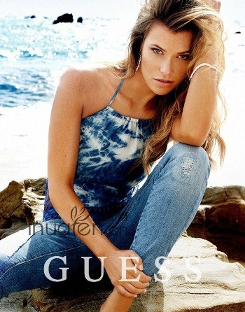 Samantha Hoopes, one of the 'Top 20 hottest women in the world in 2014' by China.org.cn