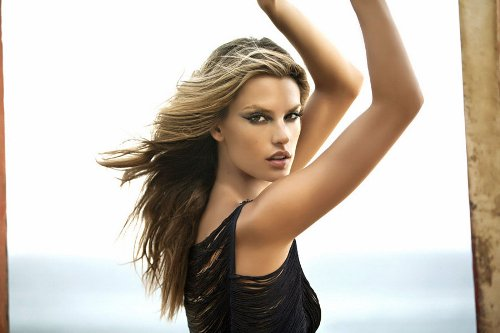Alessandra Ambrosio, one of the 'Top 20 hottest women in the world in 2014' by China.org.cn