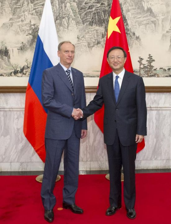 CHINA-RUSSIA-BEIJING-STRATEGIC SECURITY CONSULTATION (CN)