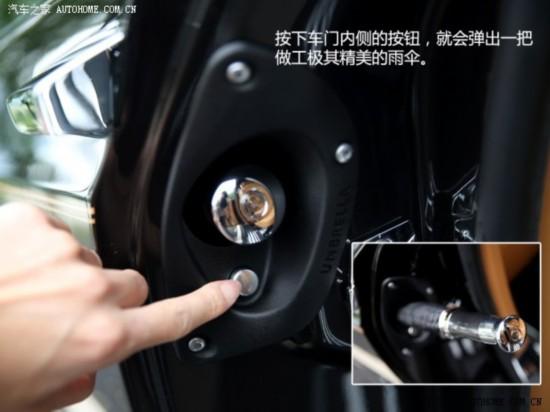 劳斯莱斯 幻影 2013款 6.7 双门轿跑车