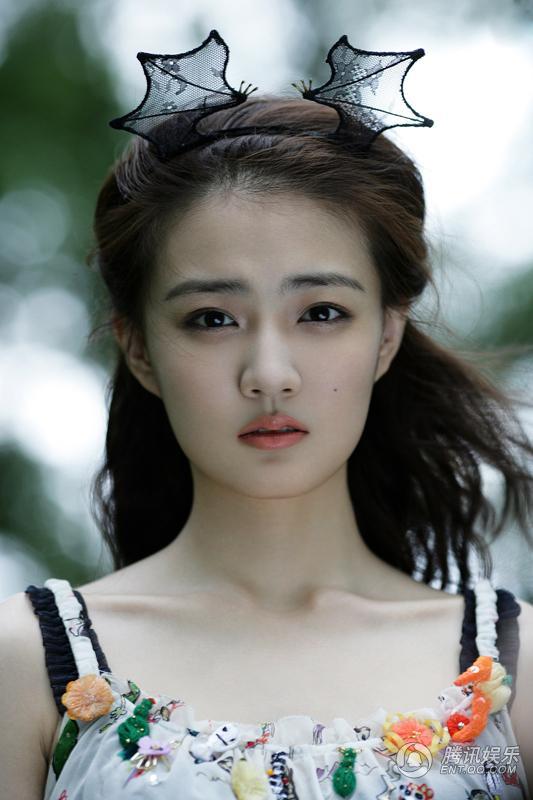 甄嬛妹妹徐璐森系写真惊艳 网友齐呼别整容