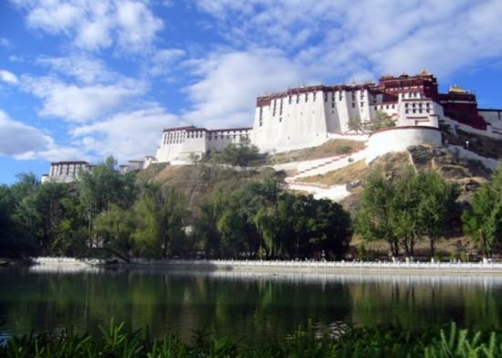畅游西藏 悄悄告诉你 布达拉宫的拍摄技巧图片