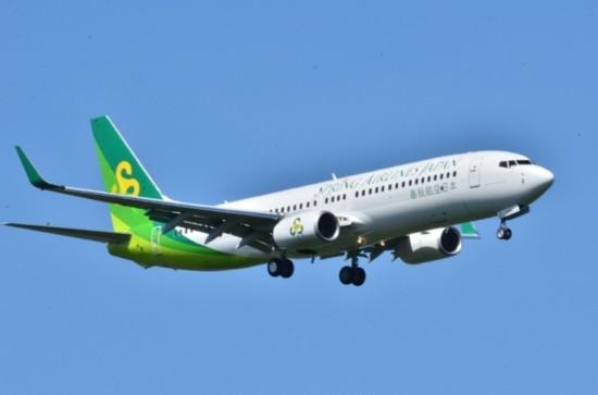 春秋航空日本原计划5月开通航班