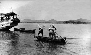 海南�D民千年迁徙路径:�D人曾分布全岛港湾