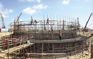 西南部电厂全面加快建设 确保明年顺利发电