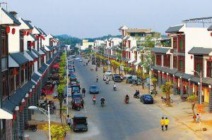 海南琼海:因地制宜建设美丽城镇 风情独特