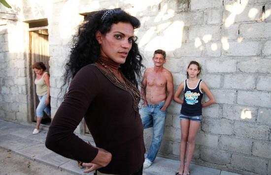 古巴变性人的生活纪实