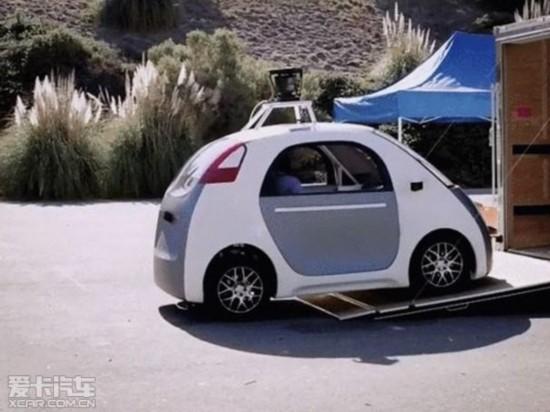 谷歌;谷歌无人驾驶汽车