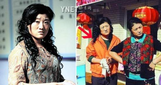 天生老相明星盘点:30岁王琳演林心如妈