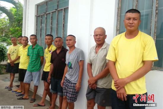 菲推迟审判被扣9名海南渔民 因缺少称职翻译