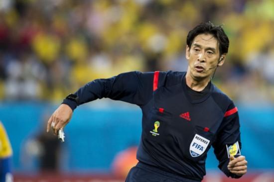 巴西世界杯揭幕战日本裁判被指不说英语难沟通