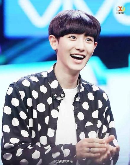 6月11日,EXO终於再次登上湖南卫视《快乐大本营》的舞台,当晚因