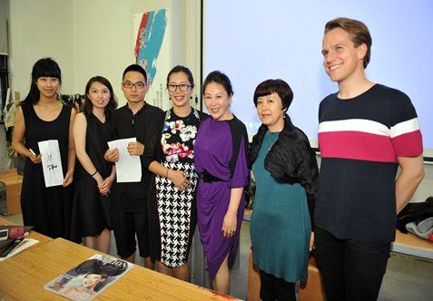 国际毛皮协会在华举办皮草沙龙