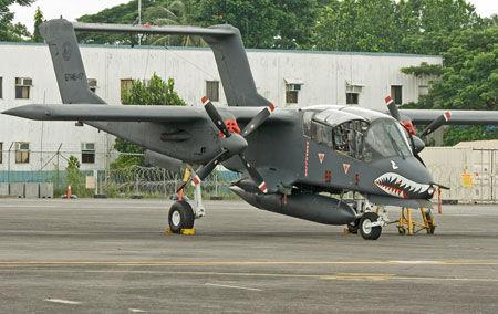 菲律宾空军司令:全部空军基地拟开放给美国使用