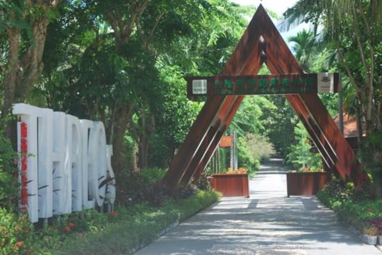 兴隆热带药用植物园    既有气候宜人,风景秀丽,丰富多样的药用植物种质资源构成了一幅幅如诗如画的南国美景。……