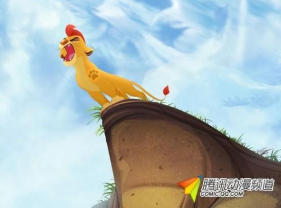 迪士尼公布《狮子王》续作TV动画项目