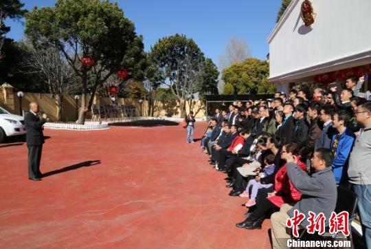 中国驻约堡总领馆开放日活动邀请各界代表参加