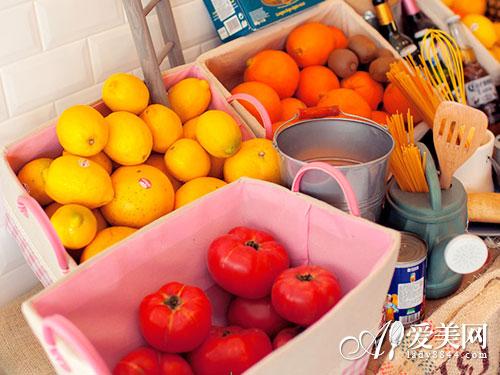 第九名:罗马生菜.-保健常识 营养密度最高的10种蔬果