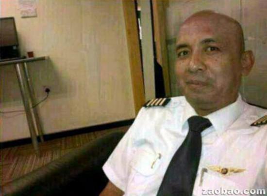 英媒:MH370机长曾策划飞往南印度洋降落小岛