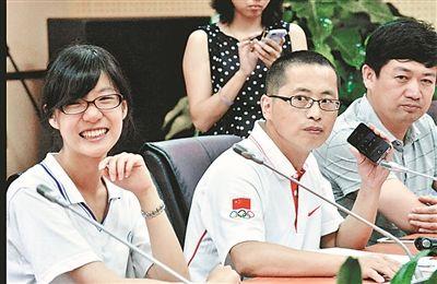 北京2014年理科投档分状元王悦