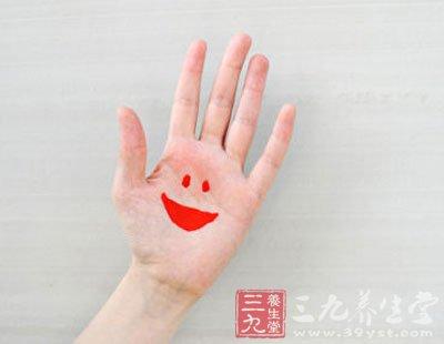 ... 肝掌图片,正常手掌和肝掌对比,肝掌跟正常手掌图片