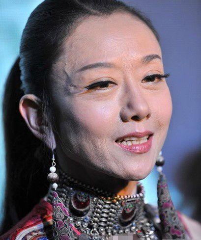 54岁杨丽萍终身不育内幕 老公刘淳晴出身商业世家