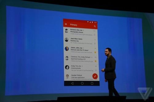 新界面新体验 Android L系统正式亮相