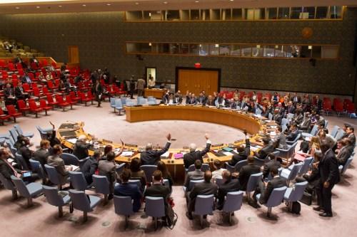 安理会呼吁阿富汗确保选举进程中立和透明(图)