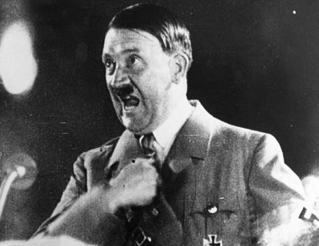 """英媒称希特勒生前""""哭穷""""实私藏巨额财产(图)"""