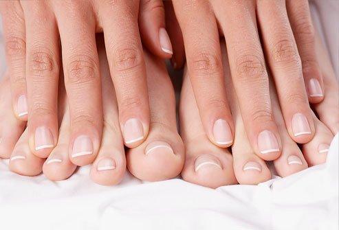 养生常识:指甲看出身体哪有疾病