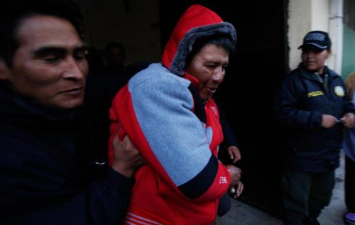 玻利维亚首都机场发生砍人事件 致11人受伤