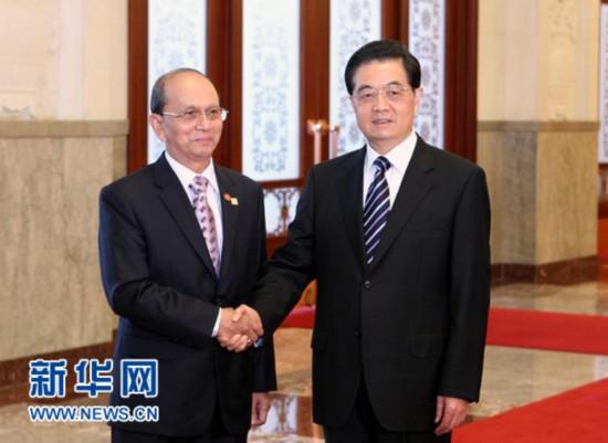 新华社记者丁林摄-中印缅三国历任领导人友好之交图片