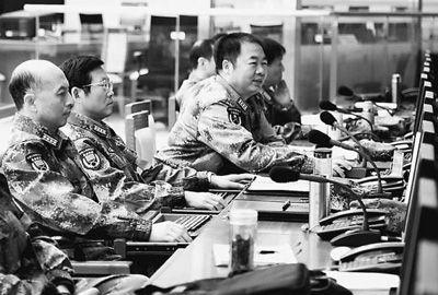 解放军首个大型计算机兵棋系统建成 历时7年