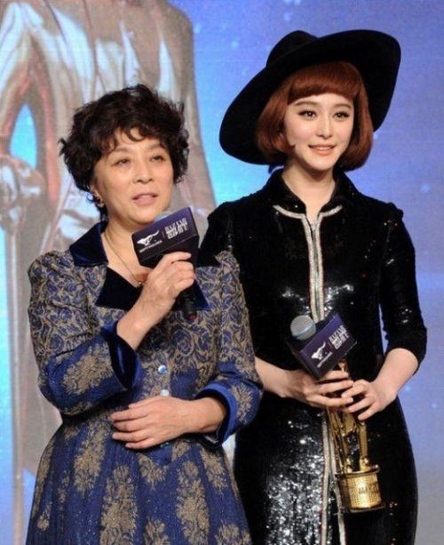 范冰冰王菲赵薇李湘 揭明星母亲超牛家底背景