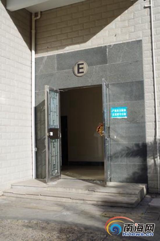 海口花园小区住户财物失盗 质疑门禁成摆设