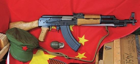 俄媒评选20大AK 47步枪变形 中国改型包揽三甲