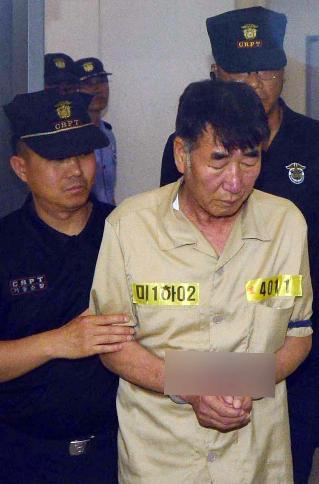 """韩国调查沉船""""双胞胎""""客轮欲还原事发情景"""