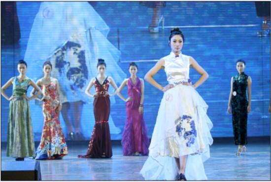 2014天津欢乐谷杯中国模特之星大赛天津赛区选拔赛落幕