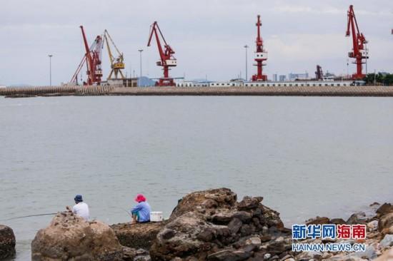 """首个""""跨海""""边民互市贸易区有望在海南开启"""
