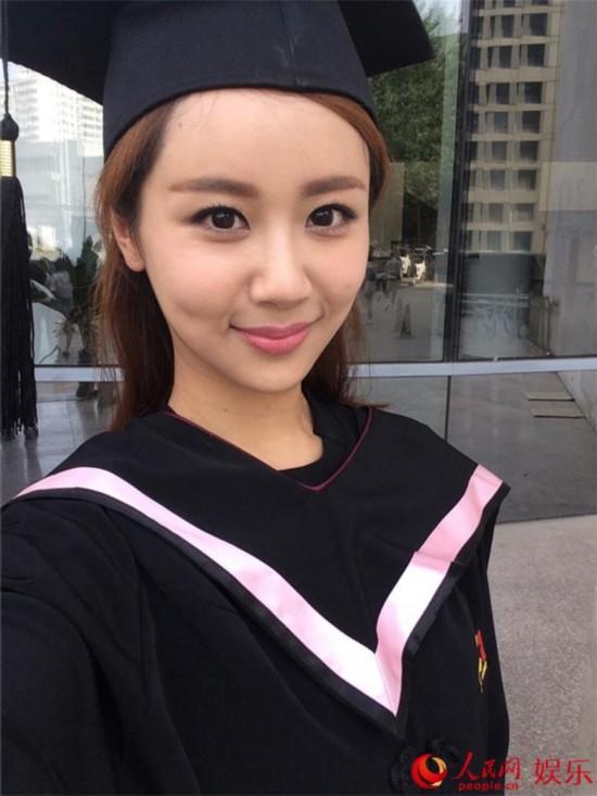 杨紫晒毕业感言:《战长沙》是最难忘成人礼作
