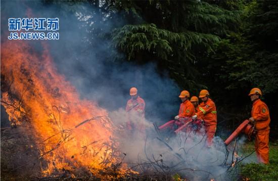 应急管理部:春节期间全国火灾同比下降两成