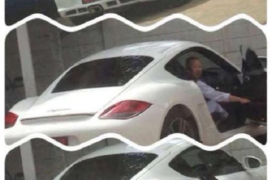 泰国一尼姑奢华生活曝光 开豪车用名包被警告