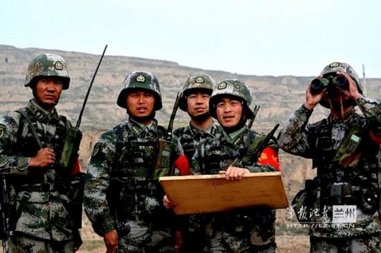 解放军陆军演习