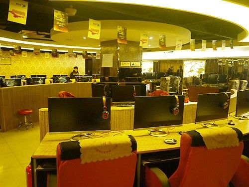 北京网吧平均上座率六成 绝大多数都是玩游戏