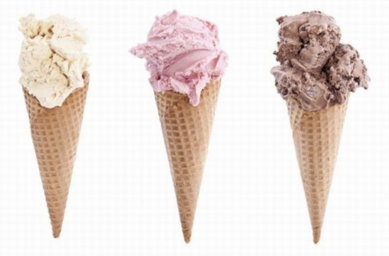 你知道么?关于冰淇淋的冷知识